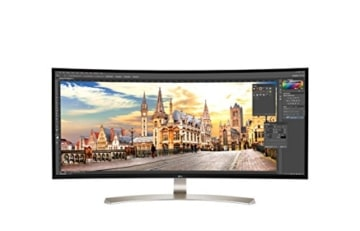 34 Zoll Curved Monitor LG 38UC99-W
