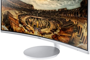 34 Zoll Curved Monitor Samsung C34F791 9